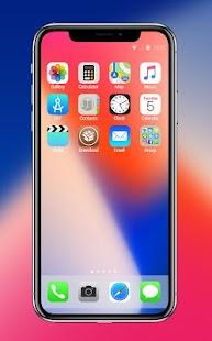 Theme For New IPhone X HD Ios 11 Skin Themes Screenshot Thumbnail