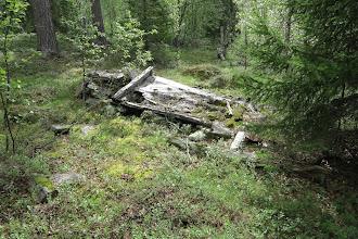 Photo: Kåtatomt Rasteselet