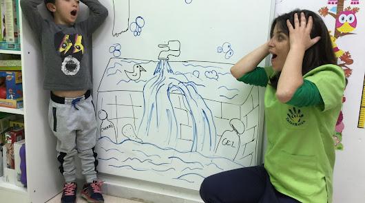 Campaña de InterActúa para favorecer la comunicación con niños-as con TEA