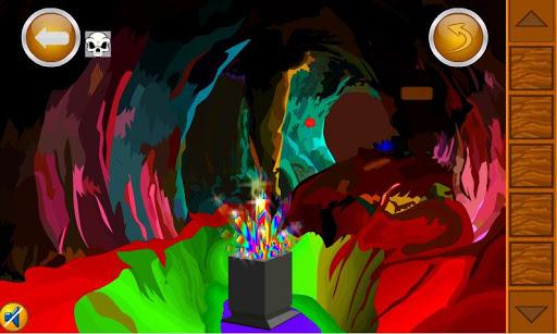 Melarikan diri permainan Cave 1.0.0 screenshots 5