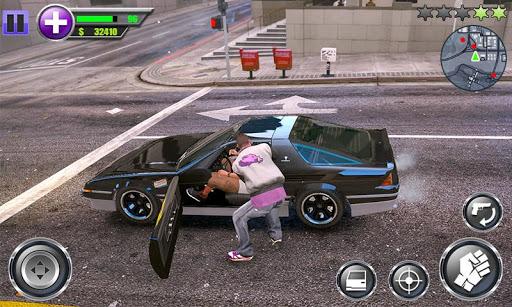 Crime Simulator 3D - Real Mafia Gangster apkpoly screenshots 3