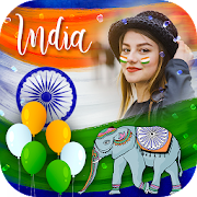 15 August Photo effect on DP Images 2018