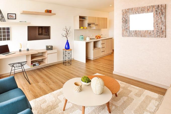 apartamento en venta loma del escobero 585-22313