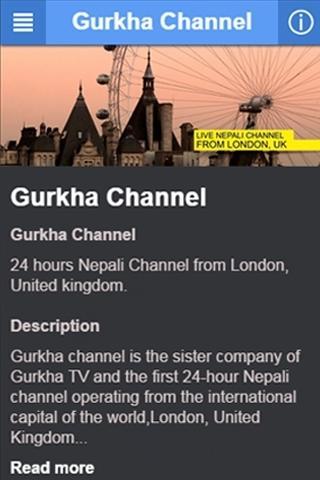 Gurkha Channel