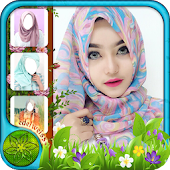 Beauty Hijab Selfie Camera