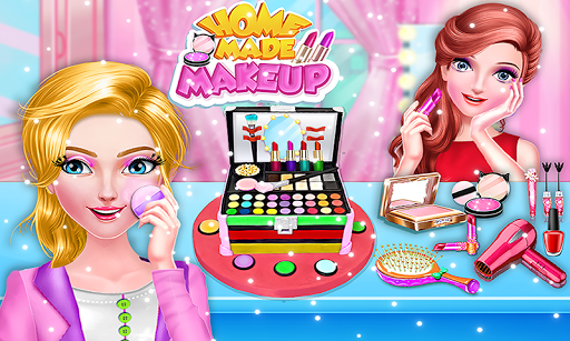 Makeup kit - Homemade makeup games for girls 2020 screenshots 1