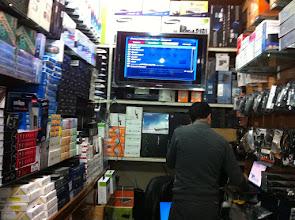 Photo: Matériel réception TvSat (Le vendeur nous a bien expliqué comment recevoir C+ et Csat gratuit)