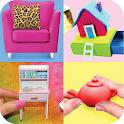 Make Funny Doll Furniture icon