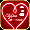 Citations d'amour et Phrases icon