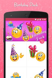 Emotional Sticker screenshot