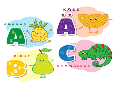 lerne das deutsche alphabet pro - náhled