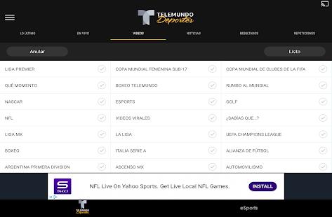Telemundo Deportes 18