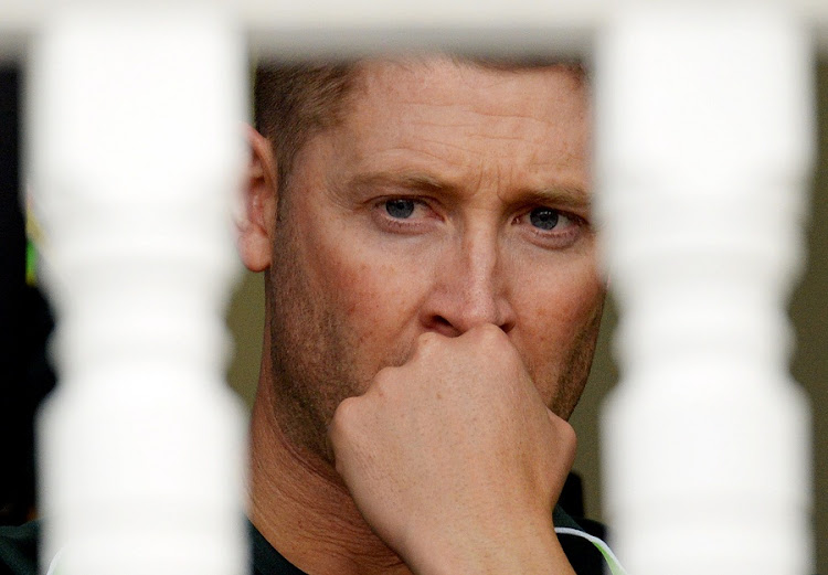 Michael Clarke. Picture: REUTERS