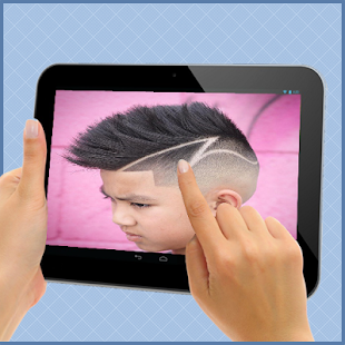 300 Trendy and Cute Hair Style Boy Kids - náhled