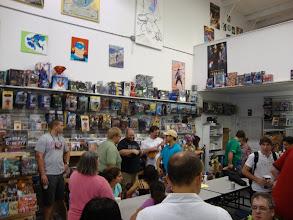 Photo: Nice crowd at the Tiki Zombie Shindig. Photo by Bobby Nash.