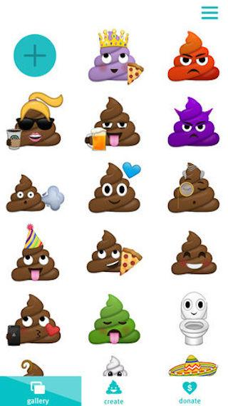 WaterAid Emoji Creator- screenshot