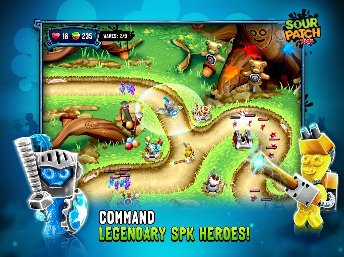 sour patch kids candy defense android apps on google play