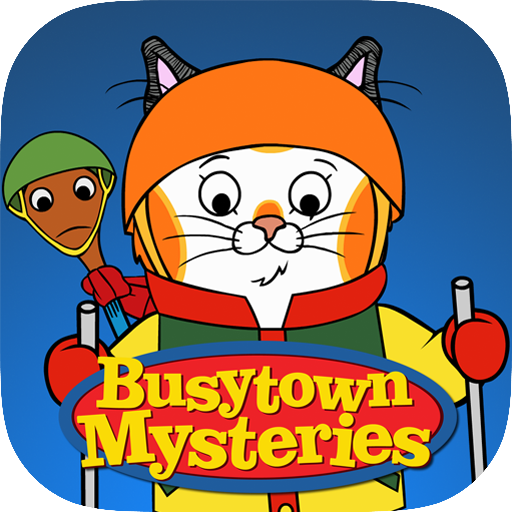 The Strange Ski Tracks Mystery: A Busytown Story file APK Free for PC, smart TV Download