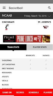 Cincinnati.com Bearcats - náhled