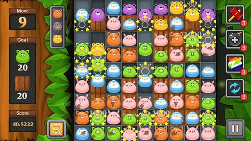 Jungle Match Puzzle screenshots 16