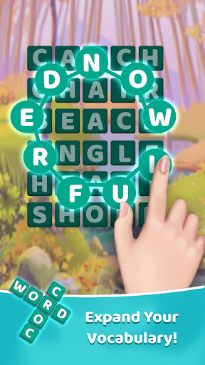 Crocword: Crossword Puzzle Game android2mod screenshots 2