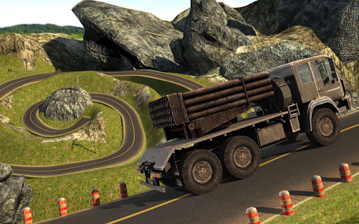 Truck Driver Free 1.1 Screenshots 1