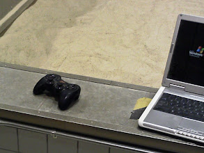 Photo: Methinks the controller NASA is using was store-bought