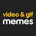 Video & GIF Memes icon