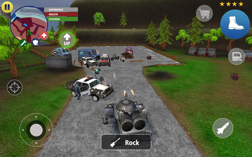 Royal Battletown - screenshot