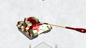 """King Tiger"" (late-war camo)"