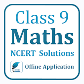 NCERT Solutions Class 9 Maths in English offline