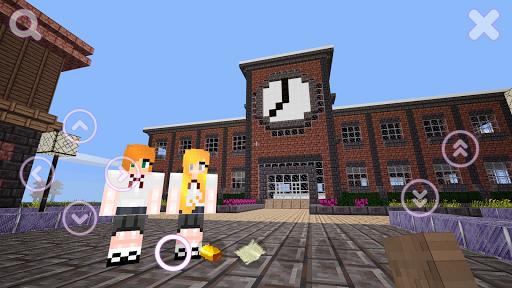 Schoolgirls Craft 2.0 screenshots 2