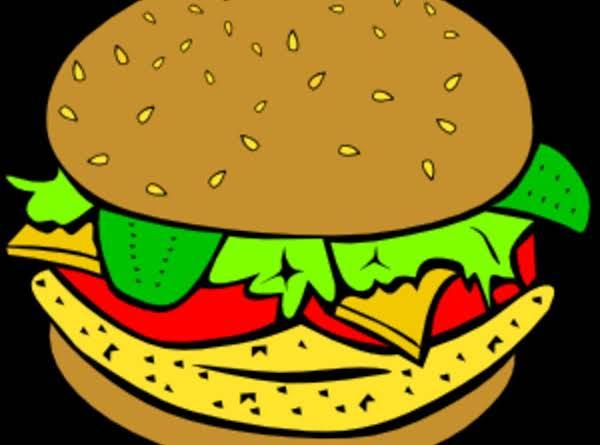 Easy Buffalo Turkey Burgers Recipe