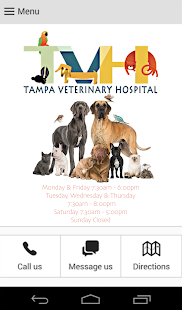 Tampa Veterinary Hospital- screenshot thumbnail