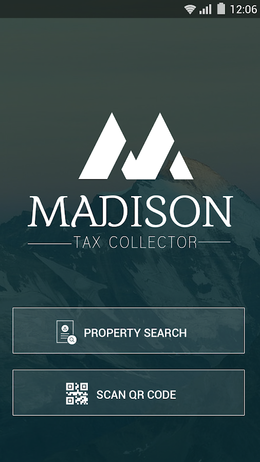 Madison Tax Collector- screenshot