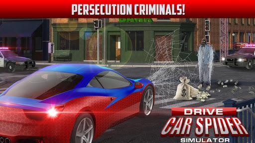 Conduire le simulateur d'araignu00e9e de voiture  captures d'u00e9cran 1