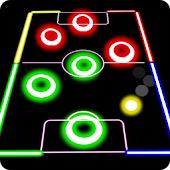 Glow Soccer Games