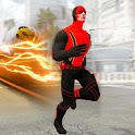 Miami Rope Superhero Rescue Mission : Gangster War icon