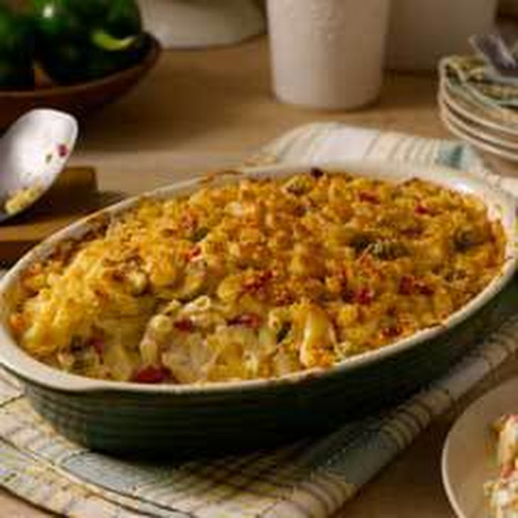 Chicken Macaroni Casserole Recipe
