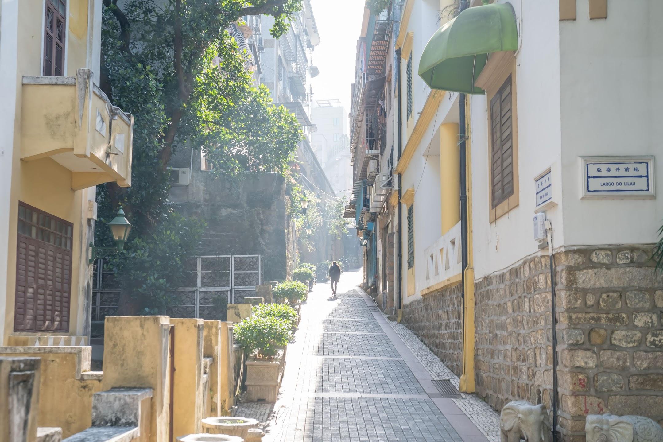 Macau off-street5