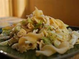 Noodles And Cabbage Recipe