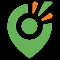 Cốc Cốc Map icon