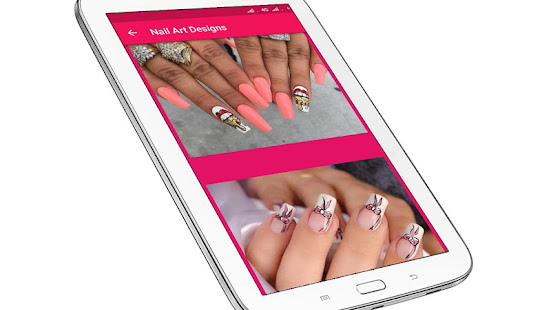 Nail Art Designs Step By Step Images Videos Apps Bei Google Play