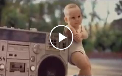 Video Bayi Kids Dance Lucu - náhled