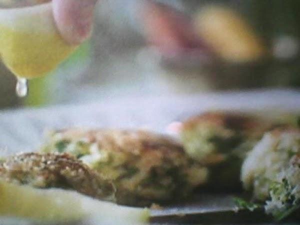 Jen's Eastern Shore Herbed Shrimp Cakes Recipe