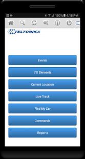 Teltonika TAVL Mobile App