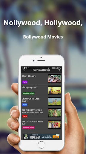 Watch Free Movies and Live Tv ( enoTV ) 8.0 screenshots 4