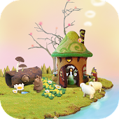 Fairy House Live Wallpaper