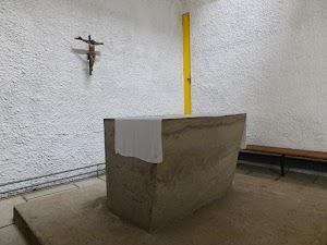 La Tourette - piramidka kapliczki
