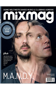 Mixmag · epaper- screenshot thumbnail